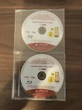 Kingdom Hearts HD 1.5 & 2.5 Remix PS3 Playstation 3 Discos Promocional