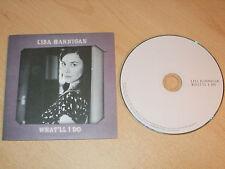 Lisa Hannigan - What'll I Do (CD) 2 Track Promo - Mint - Fast Postage