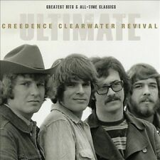 Ultimate Creedence Clearwater Revival: Greatest Hits & All-Time Classics [3CD],