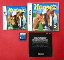Horsez - Nintendo DS - USADO - BUEN ESTADO