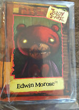 2017 SDCC COMIC CON EXCLUSIVE TEDDY SCARES COMPLETE PROMO CARD SET