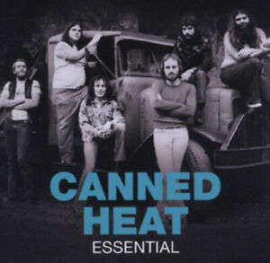 CANNED HEAT ESSENTIAL CD (GREATEST HITS / COLLECTION)