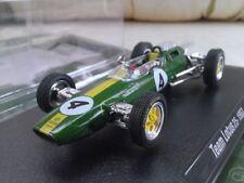 Voitures de courses miniatures IXO pour Lotus
