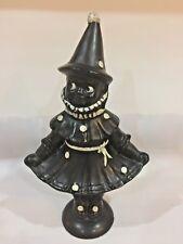 "Rare Vintage Antique Japan Kewpie Doll Birthday Party Girl Figurine 14"" Ceramic"