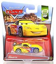 Disney Pixar Cars Corvette Jeff Gorvette Die Cast
