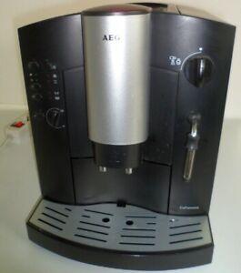 AEG Cafamosa Kaffee-Vollautomat in gutem Zustand mit Funktions-Garantie