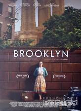 BROOKLYN - NEW YORK / RONAN / IRISH / CAR - ORIGINAL FRENCH MOVIE POSTER