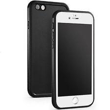 Apple iphone 6 6s 4.7 waterproof soft gel case dustproof TPU cover black & white