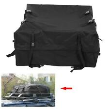 Car Roof Bag Waterproof SUV Vehicle Rack Cargo Carrier Travel Luggage Box
