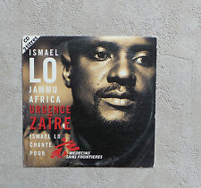 CD AUDIO/ ISMAEL LO JAMMU AFRICA EDITION SPECIALE POUR MEDECIN SANS FRONTIERES