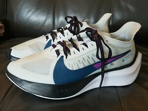 Nike Zoom Gravity Running Training Women's Shoes Size 6.5  # BQ3203-007 Gray