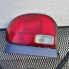 95-01 Chevy Geo Metro / Pontiac Firefly Left Driver Taillight OEM