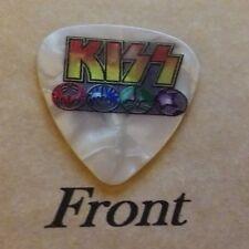 KISS - Ace Frehley band logo guitar pick  -w1