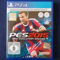 PS4 - Playstation ► Pro Evolution Soccer 2015 | PES 15 | Day One Edition ◄ TOP