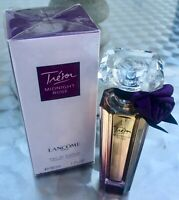 Magnifique TRESOR Midnight Rose de LANCÔME Parfums EDP Vapo 30 ml Neuf boite !