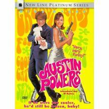 New listing Austin Powers International Man Of Mystery Dvd