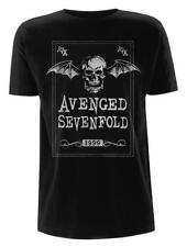 Avenged Sevenfold 'Face Card' T-Shirt - NEW & OFFICIAL!