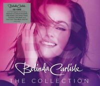 Belinda Carlisle - The Collection [CD] DVD Special Gift Edition Album Best Of UK