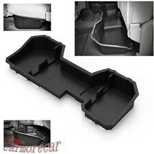 Underseat Storage Box For Chevrolet Silverado GMC Sierra 1500 2014-2018 Crew Cab