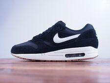 ✴ Nike Air Max 1 in pelle scamosciata OG Black & White UK 8 RARA Atmos patta Parra 90 95 97 98 ✴