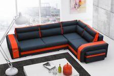 Ecksofa ASTON mit Schlaffunktion Wohnlandschaft Eckcouch Polstersofa Couch  04