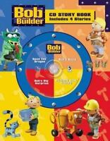 Bob The Builder Cd Story Book 4-In-1 [Bob the Builder Cd Story Book 4-In-1 Audio