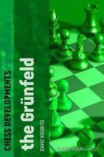 Chess Developments: The Grünfeld. By David Vigorito. NEW CHESS BOOK