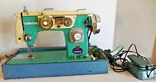 Vtg Heavy Duty American Beauty Sewing Machine 200 Deluxe Japan DuraBuilt Motor