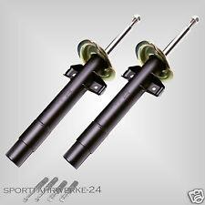 2x Superior Amortiguador de Presión de Gas Serie Delantera Delantero BMW 3er E46