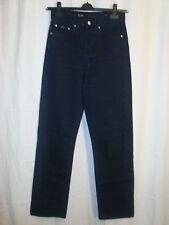 Men's HUGO BOSS SELECT LINE ALABAMA black trousers jeans W29 L34 great co