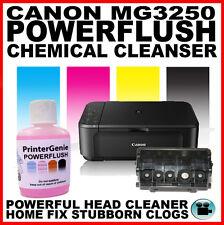 Canon PIXMA STAMPANTE MG3250: testa Kit di pulizia: UGELLO Flush Printhead unblocker