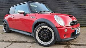 2003 MINI COOPER S 1.6 SUPERCHARGED  * PAN ROOF * FACTORY NAV * XENONS * PDC
