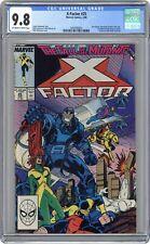 X-Factor #25 CGC 9.8 1988 1497695051