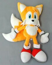 SEGA Joy Police Plush Doll Tails Limited Soft Toy Sonic The Hedgehog Excellent