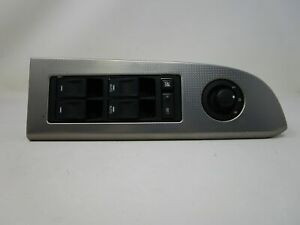 2006-2010 JEEP COMMANDER DRIVER SIDE MASTER CONTROL WINDOW SWITCH