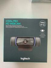 Logitech C920s Pro HD 1080p Webcam Privacy Shutter Brand New In Hand Free Ship