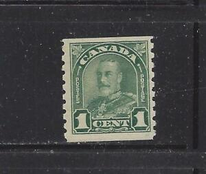 CANADA - 179 & 181 - COIL STAMPS - MH - 1930 - KING GEORGE V