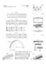Balken aus Holz, Holzbalken Technik Patente 4700 Seiten