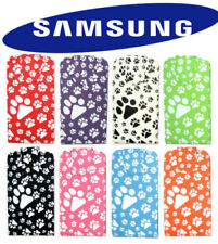 Blue Mobile Phone Flip Cases for Samsung Galaxy S