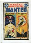 DC Wanted #7 ~ Dr.Clever, Dr.Glisten ~ (Grade 6.0)WH