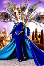 The Peacock Barbie 1998 Birds of Beauty NRFB MIB Vintage Collectible