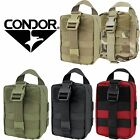 Condor 191031 Tactical MOLLE Rip-Away Lite EMT Medic Utility First Aid Pouch
