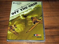 DVD Warren Miller's OFF THE GRID | unused