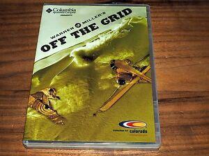 DVD Warren Miller's OFF THE GRID   unused
