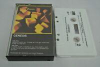 GENESIS - 'Genesis' Cassette Tape 1983 Phil Collins