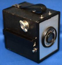 ANSCO SHUR FLASH Antique Vintage Box Film Collectible Camera USA CLEAN!