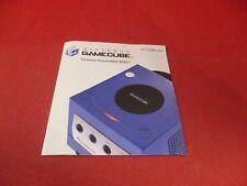 Nintendo Gamecube Console Foldable Promo Insert Luigi's Mansion Metroid Pikmin
