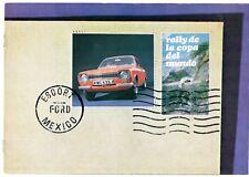 Ford Escort Mexico Mk1 1970-71 UK Market Sales Brochure RS