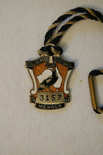 Collingwood - Vintage - 1964 - Members Badge - Over Half a Century Old !! Rare.