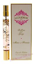 E COUDRAY    MUSC ET FREESIA   PERFUME    12ml  EDT     Spray & Roll on      NEW